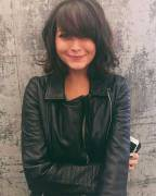 11.Short Haircut With Bangs